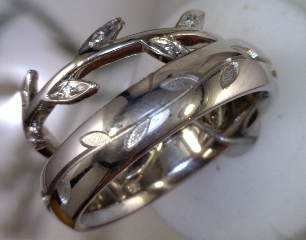 Olive branch wedding set.png