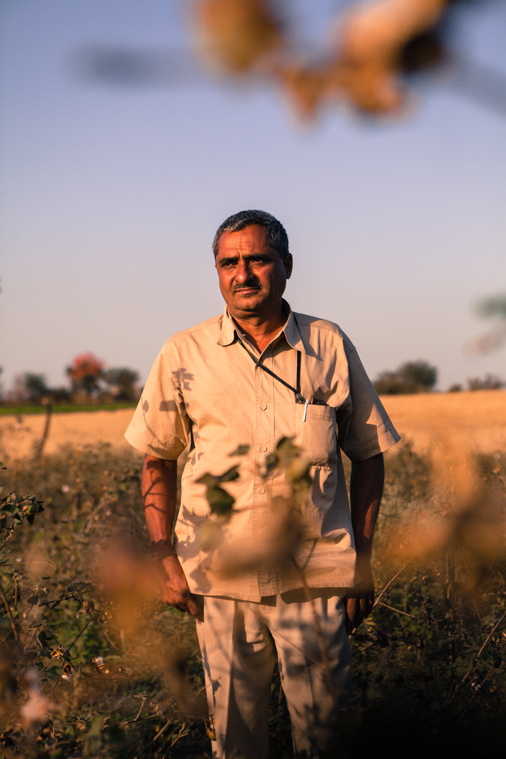Sanjay Kohle, a farmer and activist from Naya Wathoda village has been educating his community about their rights through his organization, Kisan Ekta Manch.