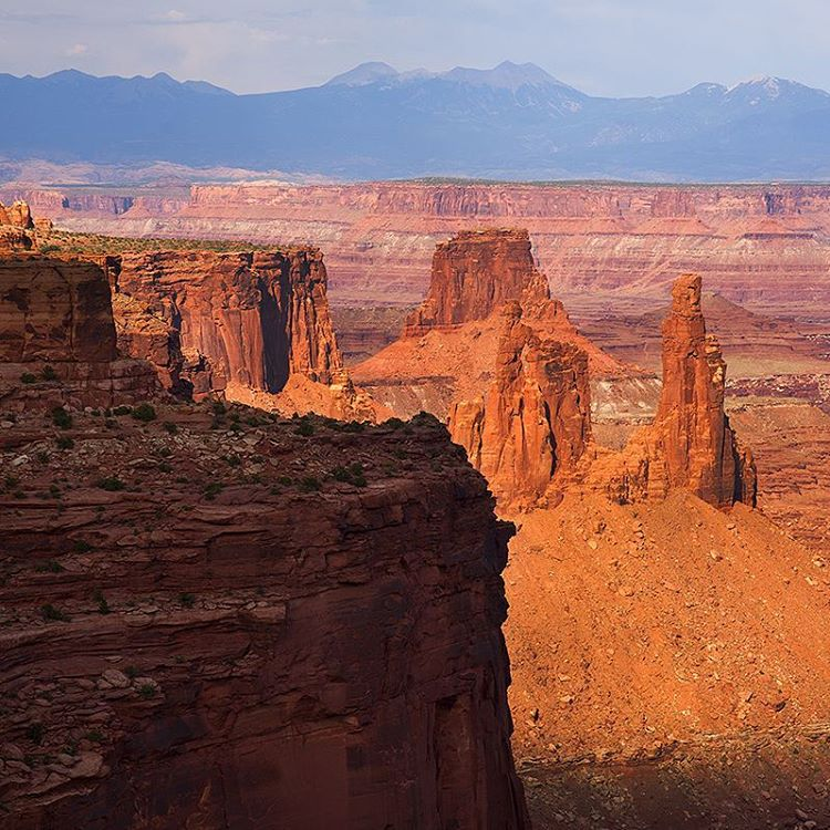 Canyonlands National ParK, Utah © Robert Lowdon