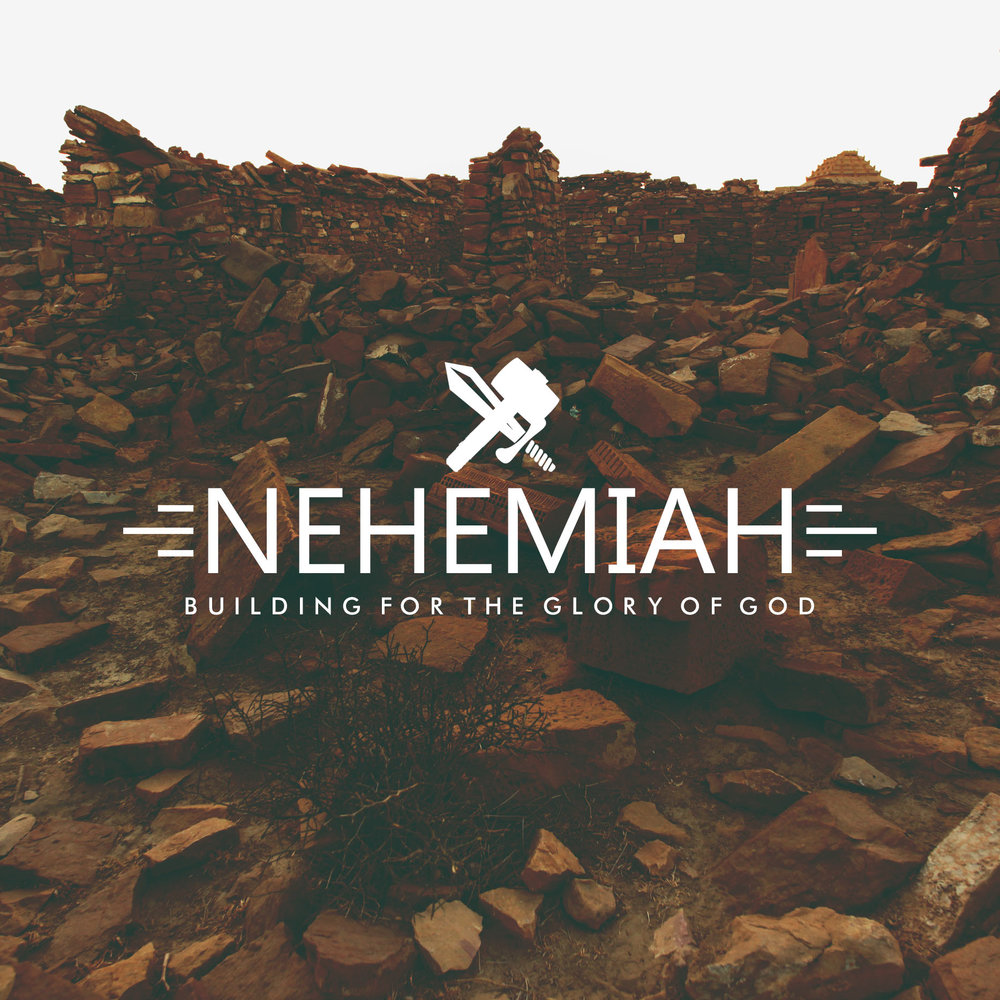 The spotlight turns from Nehemiah to ourselves as we discover how his action-packed story reflects our own.