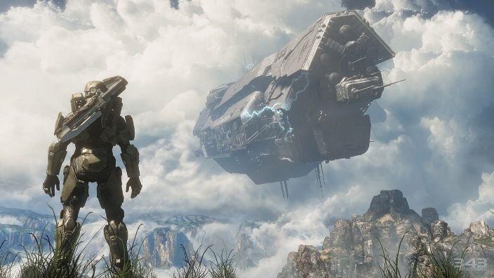 Halo 4. (Microsoft Corporation / 343 Industries)