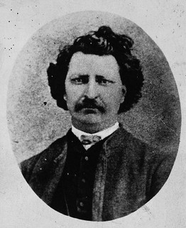 File Photo. Louis Riel. (BiblioArchives / LibraryArchives)