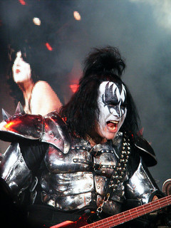 File photo. KISS frontman Gene Simmons. (Man Alive! / Flickr)