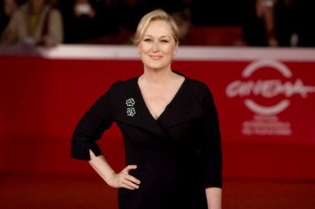 File photo. New Brandon University Professor Meryl Streep. (Vincent Luigi Molino / Google Images Commons)