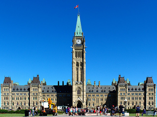 File photo. Canada's Parliament Buildings in Ottawa. (Kumar Appaiah / Flickr)