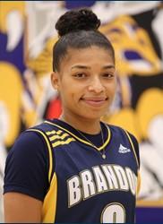 Keisha Cox. (BU Bobcats)