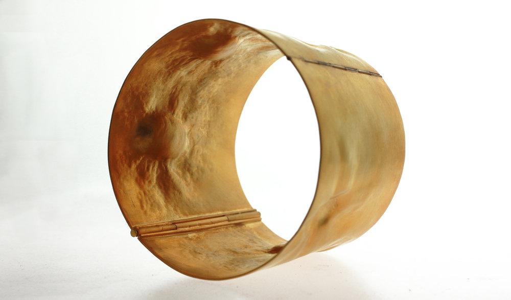 Leila Du Mond Touch contemporary art glass jewelry