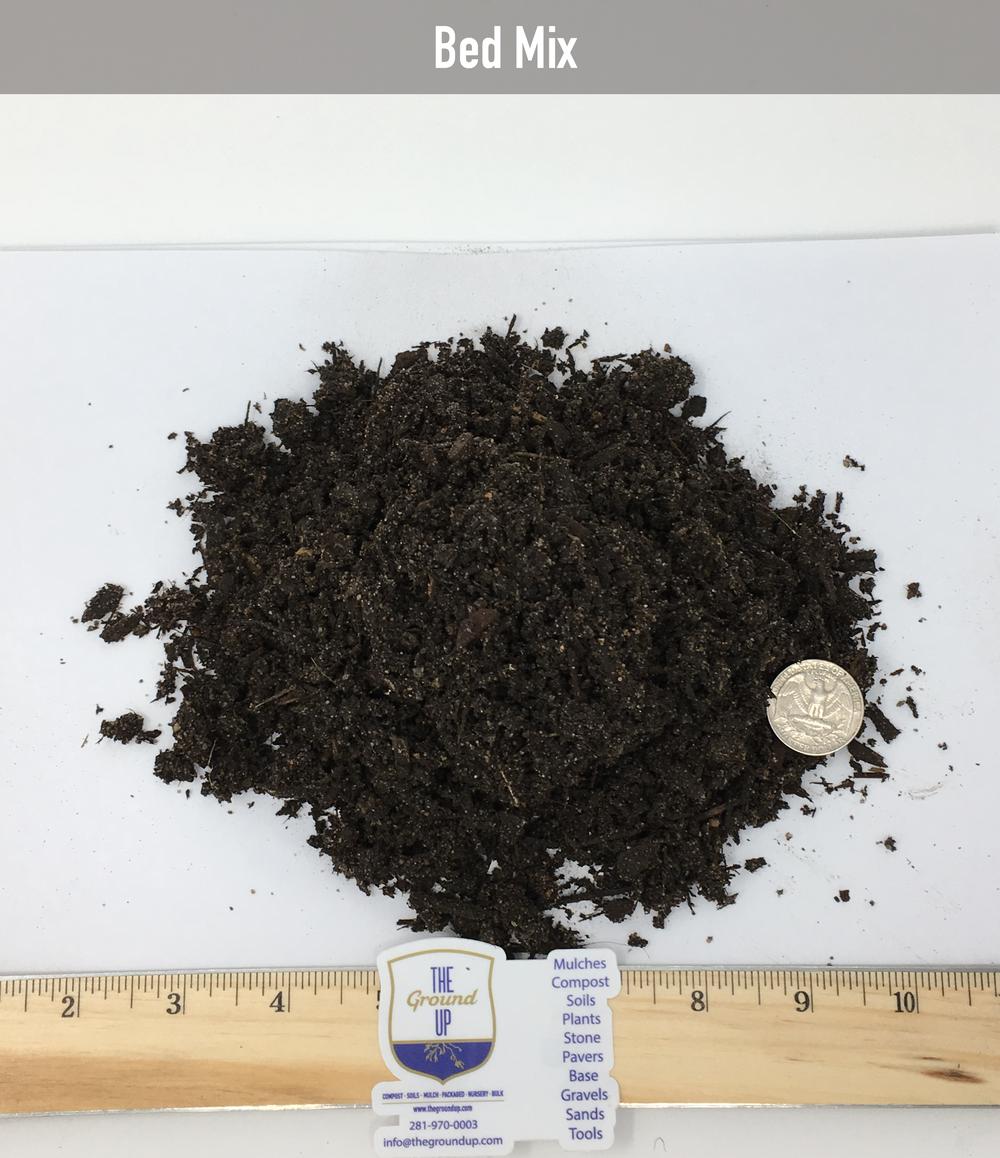 Premium Flowerbed & Garden Soil