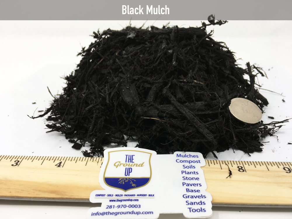 Made from our native hardwood mulch, double shredded and color enriched with an ultra premium water base dye.