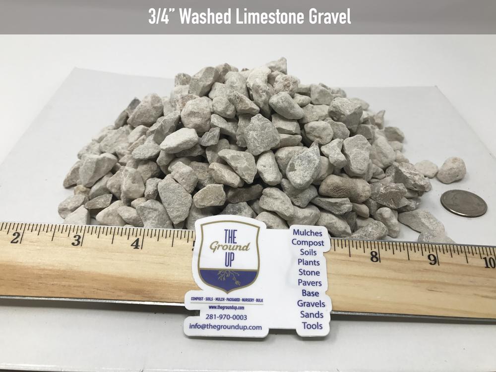 washed limestone
