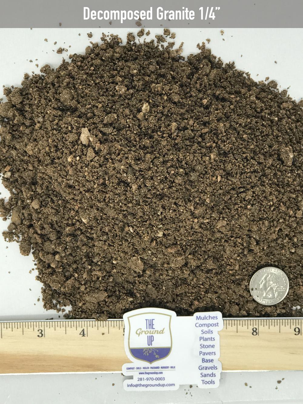 Decomposed Granite $79.00