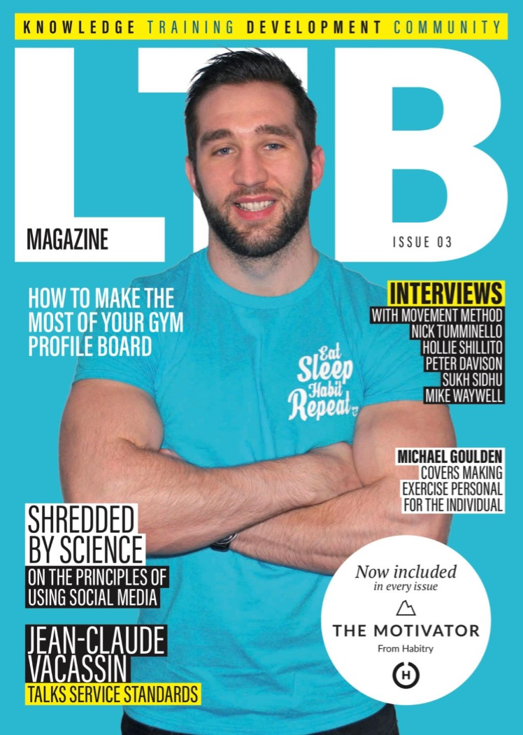 LTB Magazine Issue 3