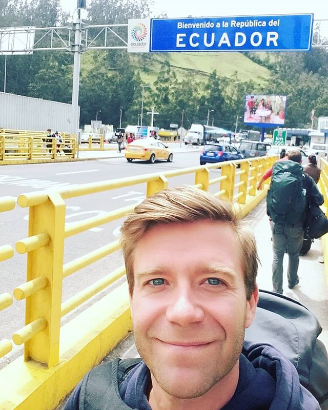 Chao Colombia, Hola Ecuador! #colombia #ipiales #ecuador #tulcan #border #crossing #travel #travelphotography #travelgram #instatravel #instamood #instadaily #blog #travelblogger  Photo © by patrickacquadro.com