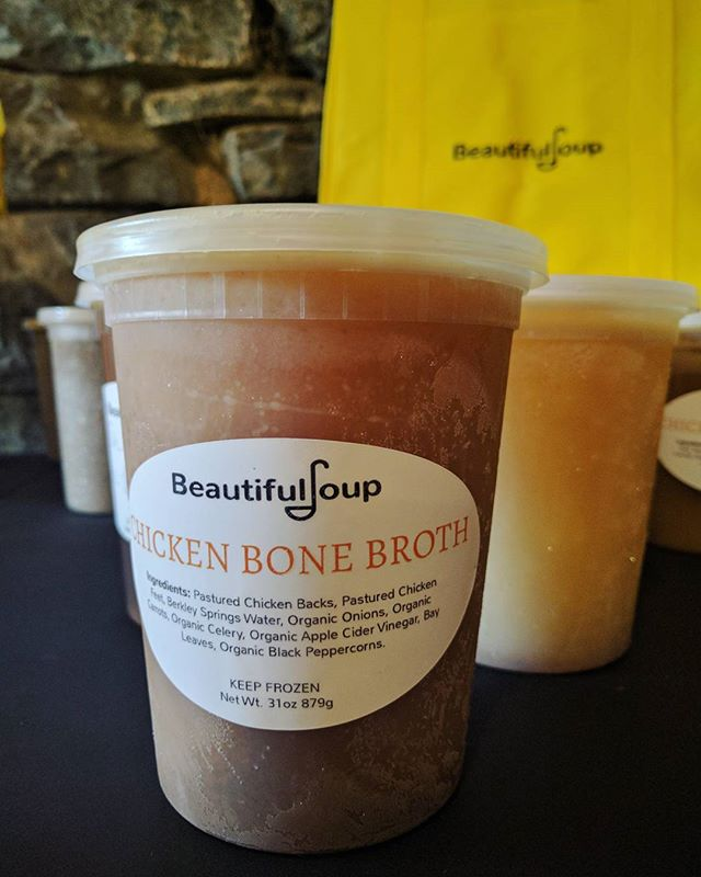 Chicken bone broth! Prepping orders for delivery and enjoying the dramatic lighting. #bonebroth #paleo #autoimmunepaleo #scd #gaps #noodles #soup #chickenbonebroth #stock #lowcarb #mompreneur #wahm #beautiful #beautifulsoup #falsespring #spring