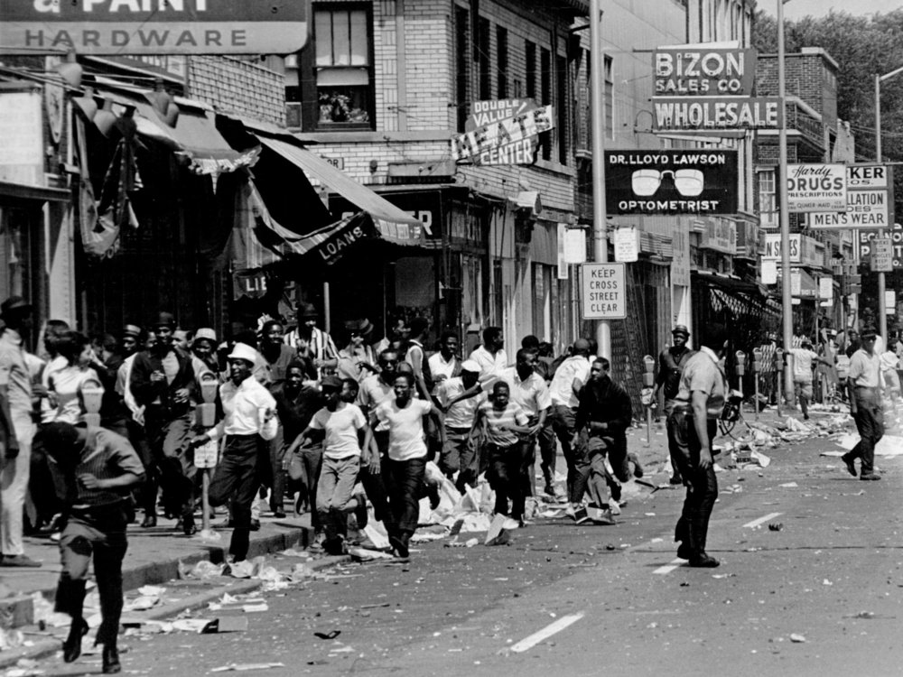 The 1967 Detroit Riots were among the most violent and destructive riots in U.S. history
