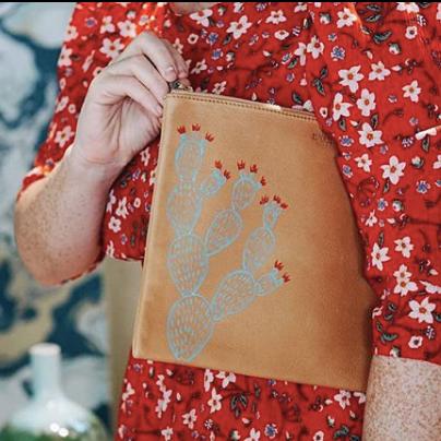 Handbag and photograph by Esperos Soho.