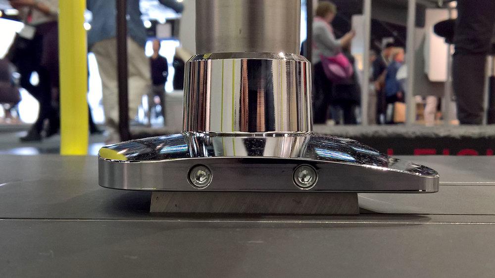Re-Design Stuhlaufnahme - Kunde: Trendelkamp Technologie GmbH, Nordwalde