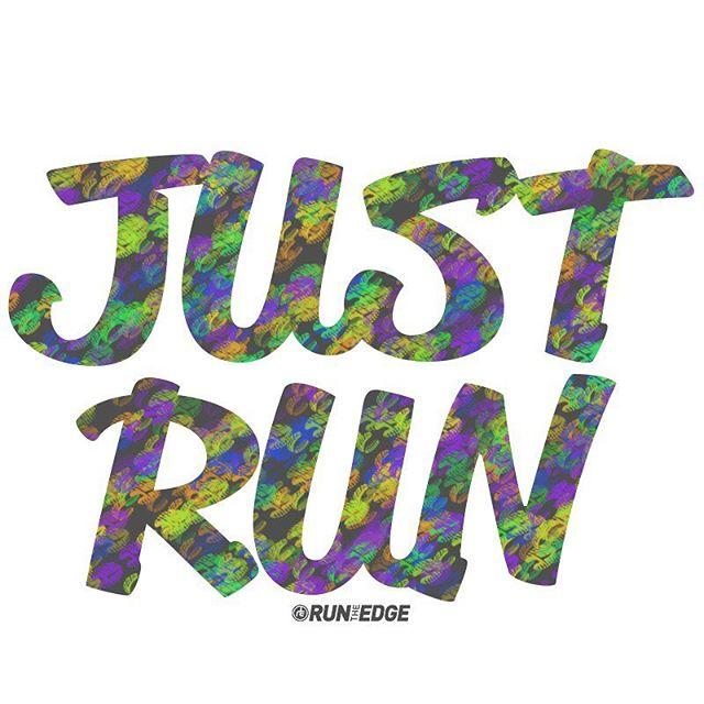 Simple: just run.