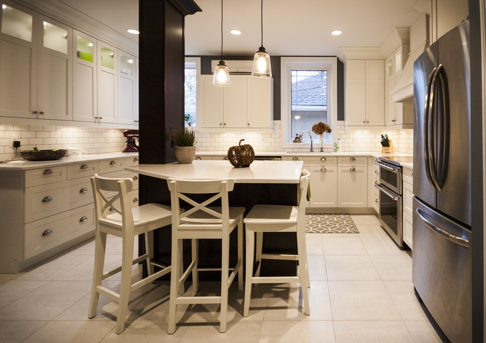 TENTEN Kitchens Contracting - Al's kitchen cabinets