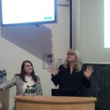 Prof. Mary Aiken & Dr. Carly Cheevers present at the EU Child Safety Online Project: Symposium