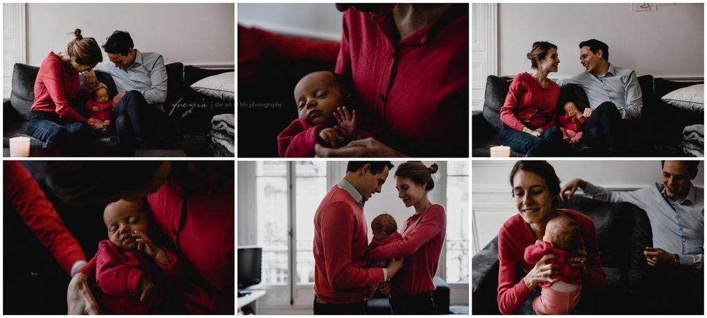 Sixtine session nouveau-né lifestyle | freyia | photographe lifestyle nouveau-né maternité grossesse  naissance reportage paris IDF 75 -31.jpg
