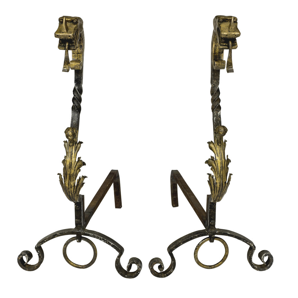 Andirons-Gold Dragon Heads-0080-Edit-Edit.jpg