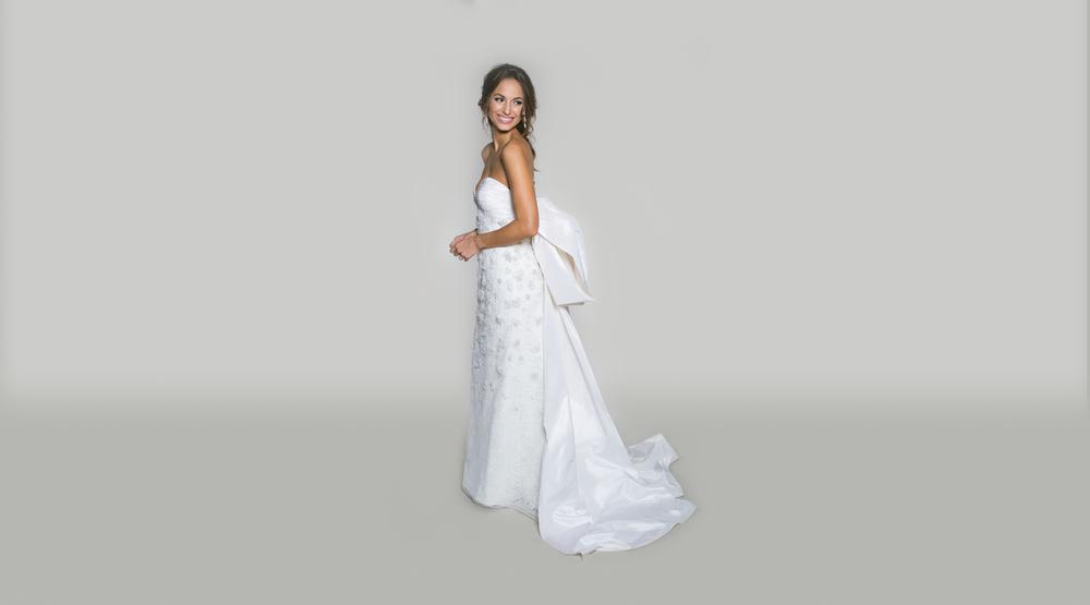 Designer Wedding Dresses with Sleeves