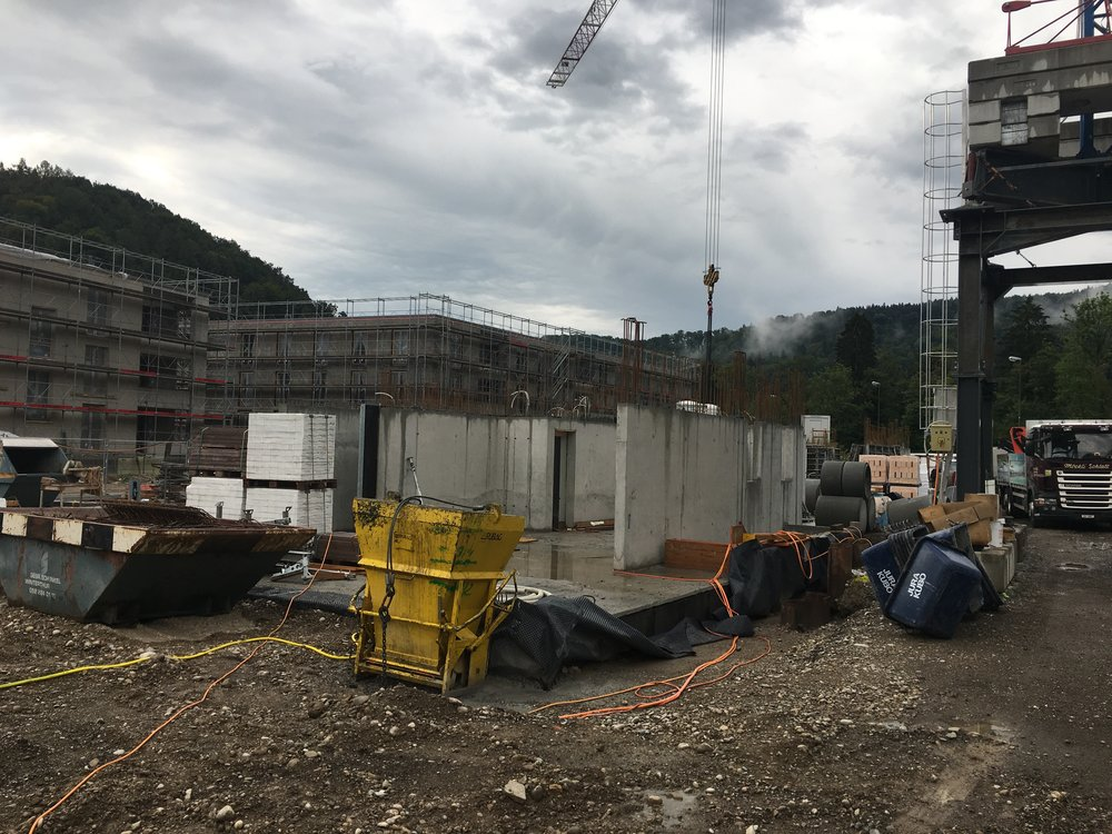 Boll Immobilien Verkauf Neubauprojekt NIDO Sennhof Winterthur