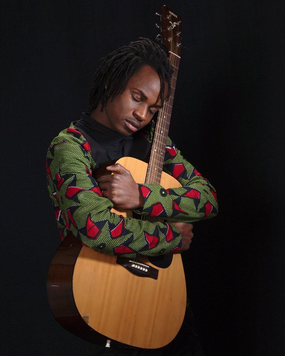 Zack Okello