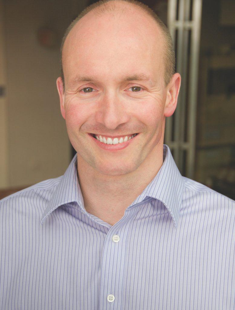 AICR Director of Research, Nigel Brockton, PhD
