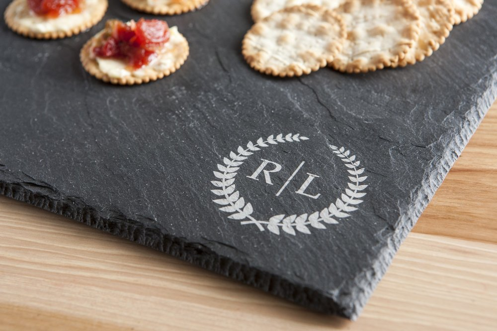 Cheese, Please! $84 Fabulous wood cutting boards and cheese slates straight from Vermont! They're available with or without personalization, in a variety of both traditional and artisanal designs.