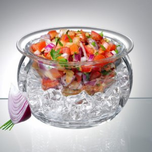 Chill!    $21.99 – $26.99 If you love to entertain, these are going to be a staple on your table. The dip bowl on ice keeps your dips chilled so they're safe to leave on the serving table.