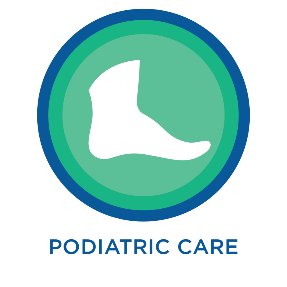 Broward Podiatry Logo