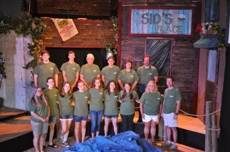 2018 Reach Mission Trip - Greenville South Carolina