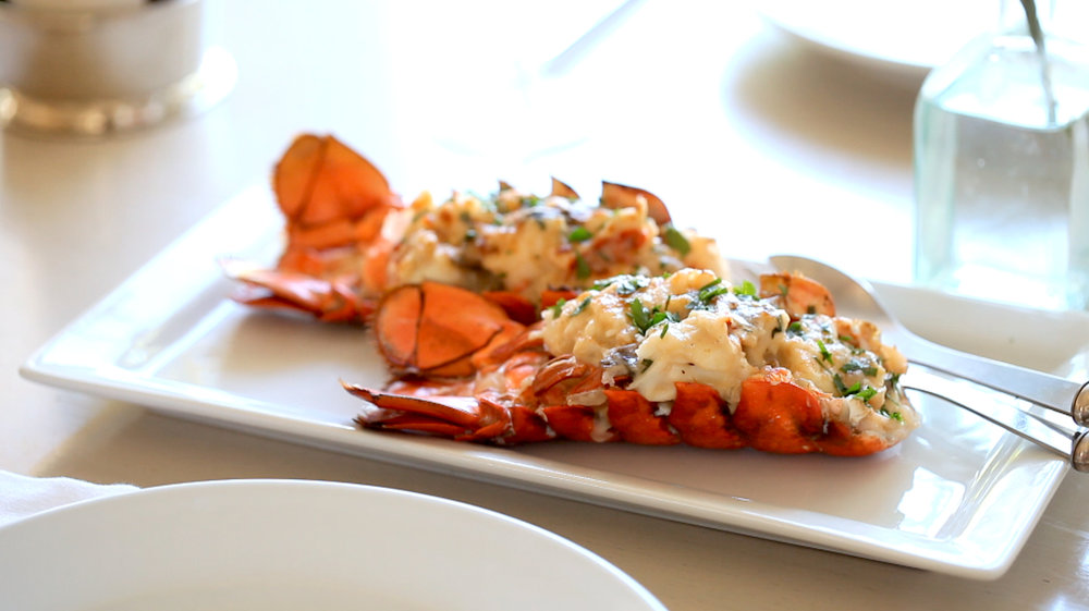 Lobster Thermidor