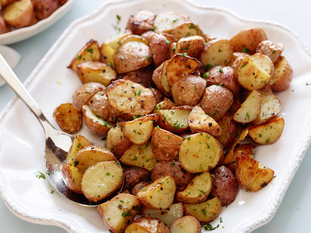 Baby Roasted Potatoes