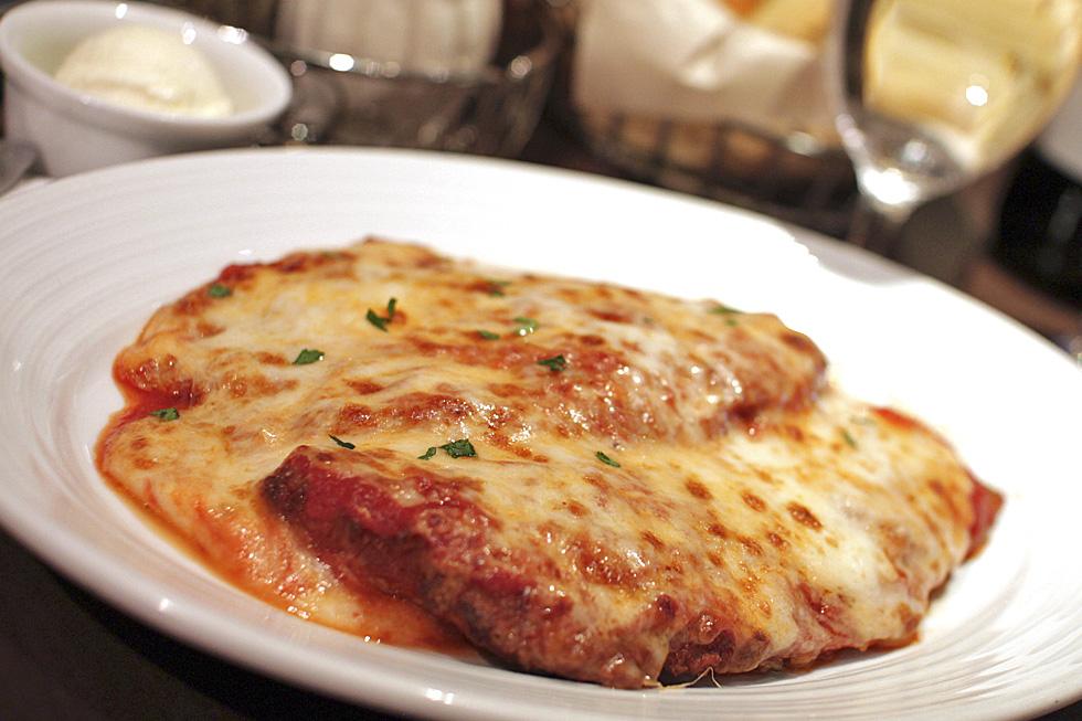 Veal Parmesan