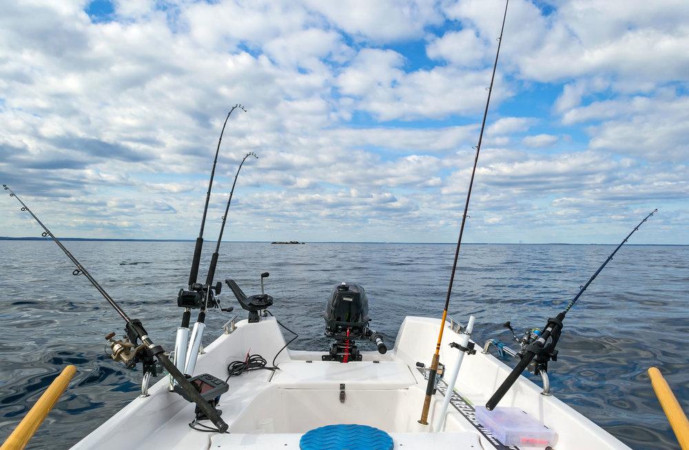 Deep-Sea & Bay Fishing -