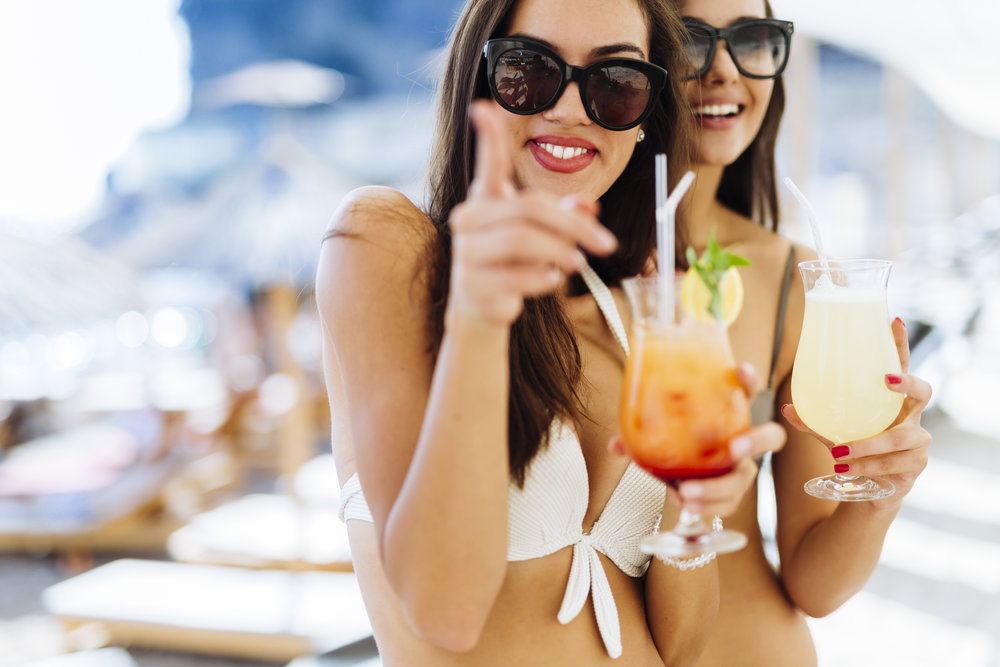 Free Drink Tickets - and on-site daily drink specials!
