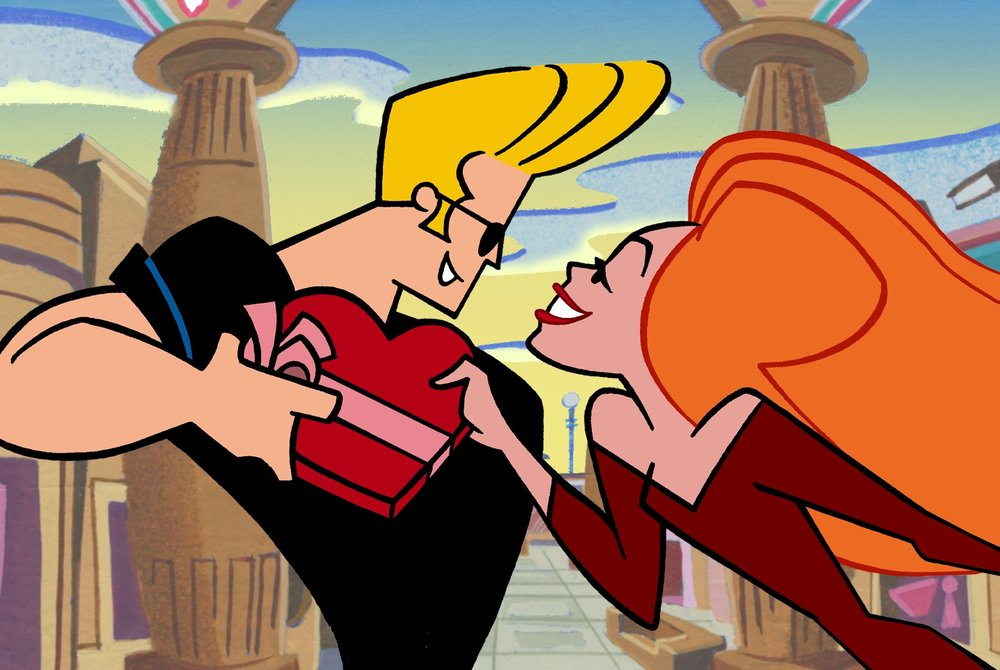 IT'S VALENTINE'S DAY, JOHNNY BRAVO!
