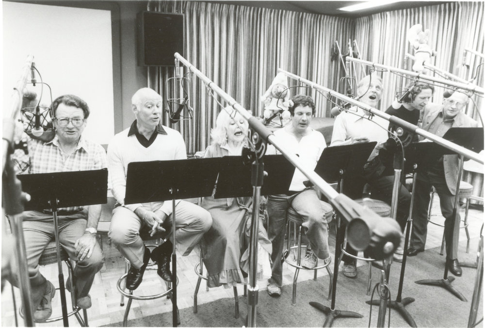 SMURFS RECORDING (ORIGINAL CAST)
