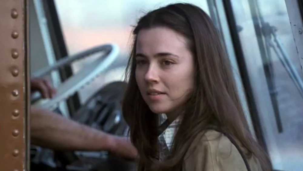 "Linda Cardellini as Lindsay Weir in ""Freaks and Geeks."""
