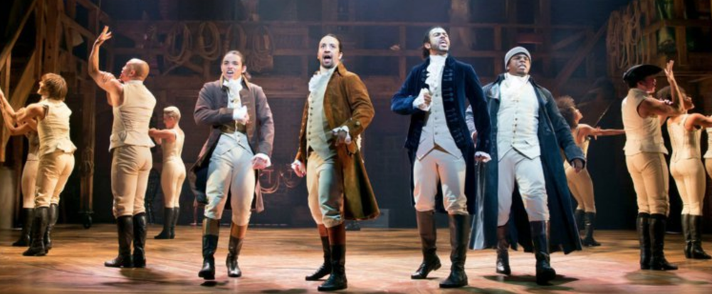 Hamilton photo from Genius.com