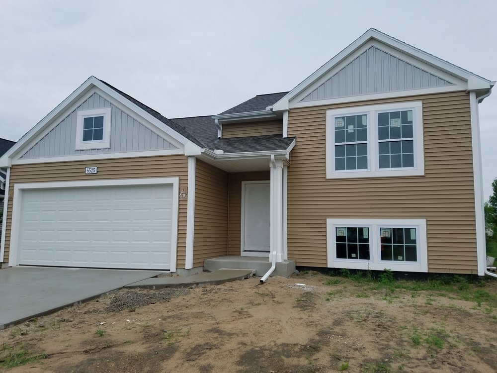 Finished New Construction Home In Hudsonville, MI U2014 American Classic  Roofing U0026 Building Supply