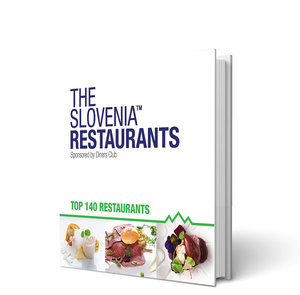 Strelec is one of the 140 restaurants included in our new bi-lingual THE Slovenia Restaurants book, presented by Diners Club. Click for more info!