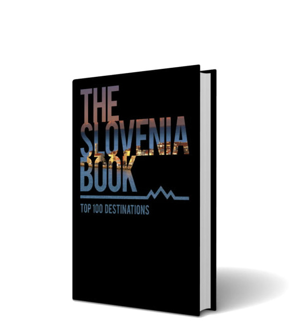 All of the same content as the white softcover THE Slovenia Book, this edition of has a black hardcover, a ribbon bookmark and is signed by the authors. A premium book, due to its limited print run, makes it the perfect business or social gift. Click for more info!