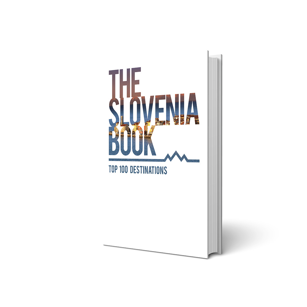 THE Slovenia Book is packed with tips and advice from our experienced foreign journalists who reside in the country. It doesn't matter what type of trip you are going on, THE Slovenia Book is a great companion on any visit to Slovenia and is the perfect souvenir to take home with you.