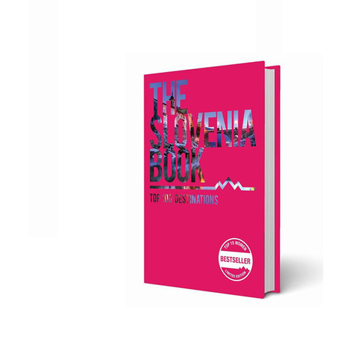 THE Slovenia Book Woman`s edition € 29.99 To commemorate International Women's Day, we're proud to present our new limited edition of THE Slovenia Book Top 100 Destinations.