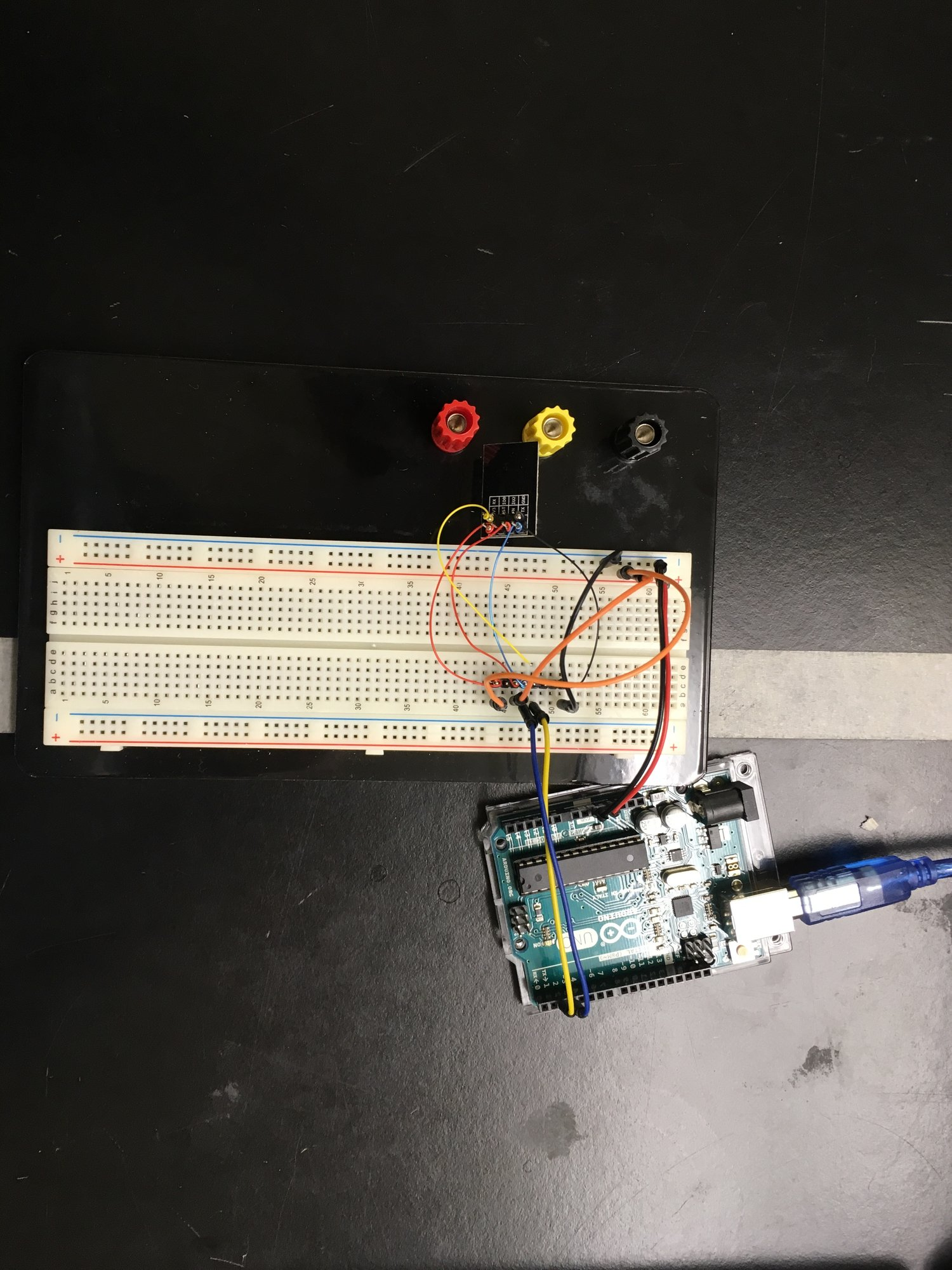 ESP8266 & Arduino Webserver — OPEnS Lab
