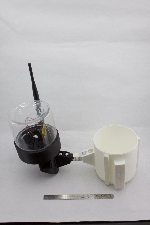 Assembled Evaporimeter